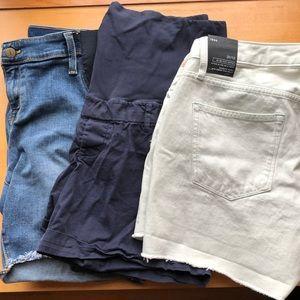 Maternity Shorts Bundle 12/14